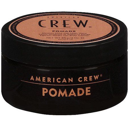 American Crew Pomade, 3 oz (Best Products To Make Wavy Hair Curly)