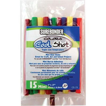cool shot mini glue sticks