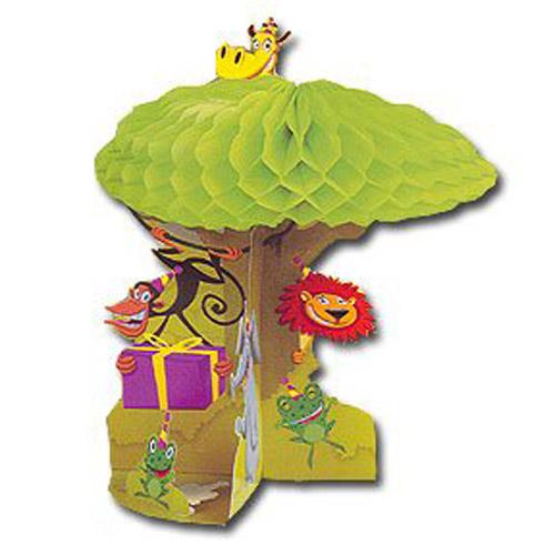Jungle Frolic Table Centerpiece (1ct)