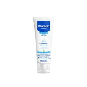 Mustela Hydra Bebe Facial Cream, Gentle Baby Face Cream 1.4 Oz