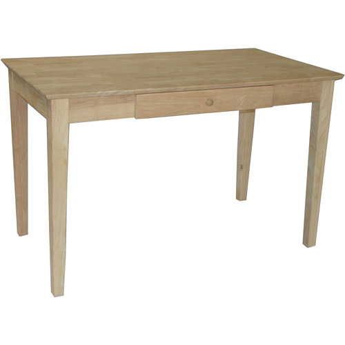 Writing Desk Unfinished - International Concepts