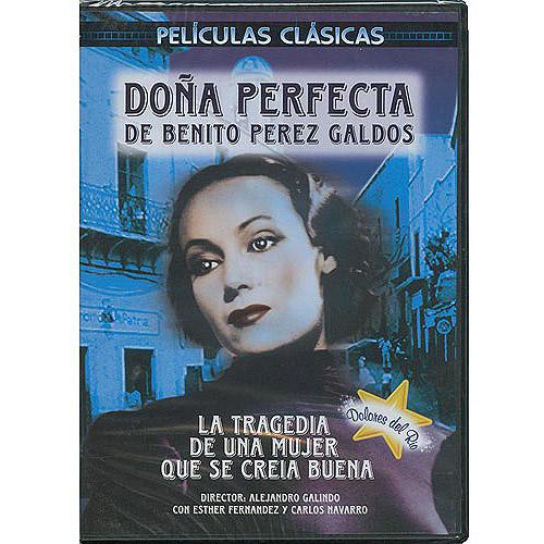 dona perfecta Read dona perfecta by benito pérez galdós with rakuten kobo dona perfecta benito pérez galdós, spanish realist novelist (1843-1920) this ebook presents &laquodona p.