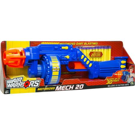 Buzz Bee Toys Air Warriors Mech 20 Blaster