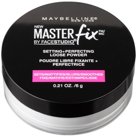 Maybelline Facestudio Master Fix Setting + Perfecting Loose