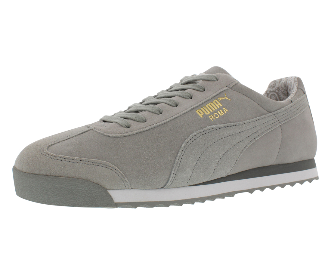 aea528fb Puma Roma Suede Paisley Men's Shoes Size