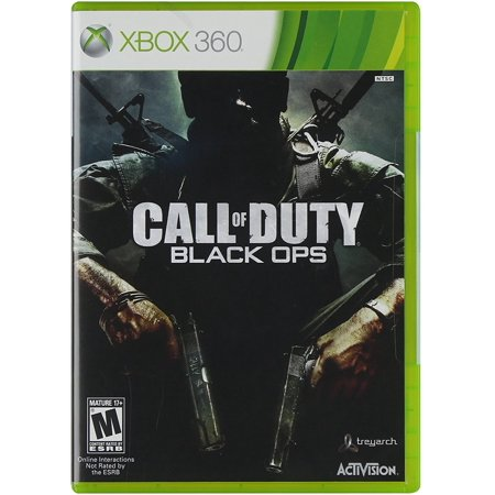Activision Call of Duty: Black Ops (X360)