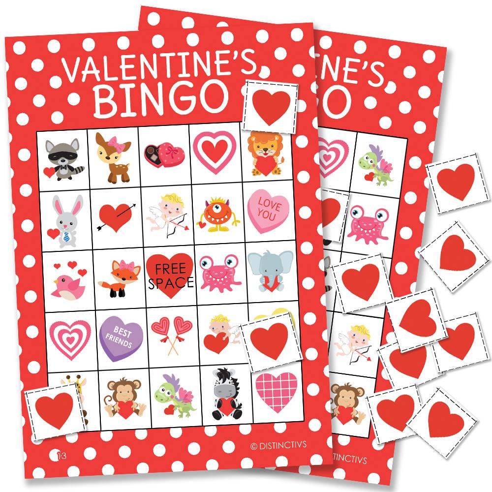 valentines day kids cards