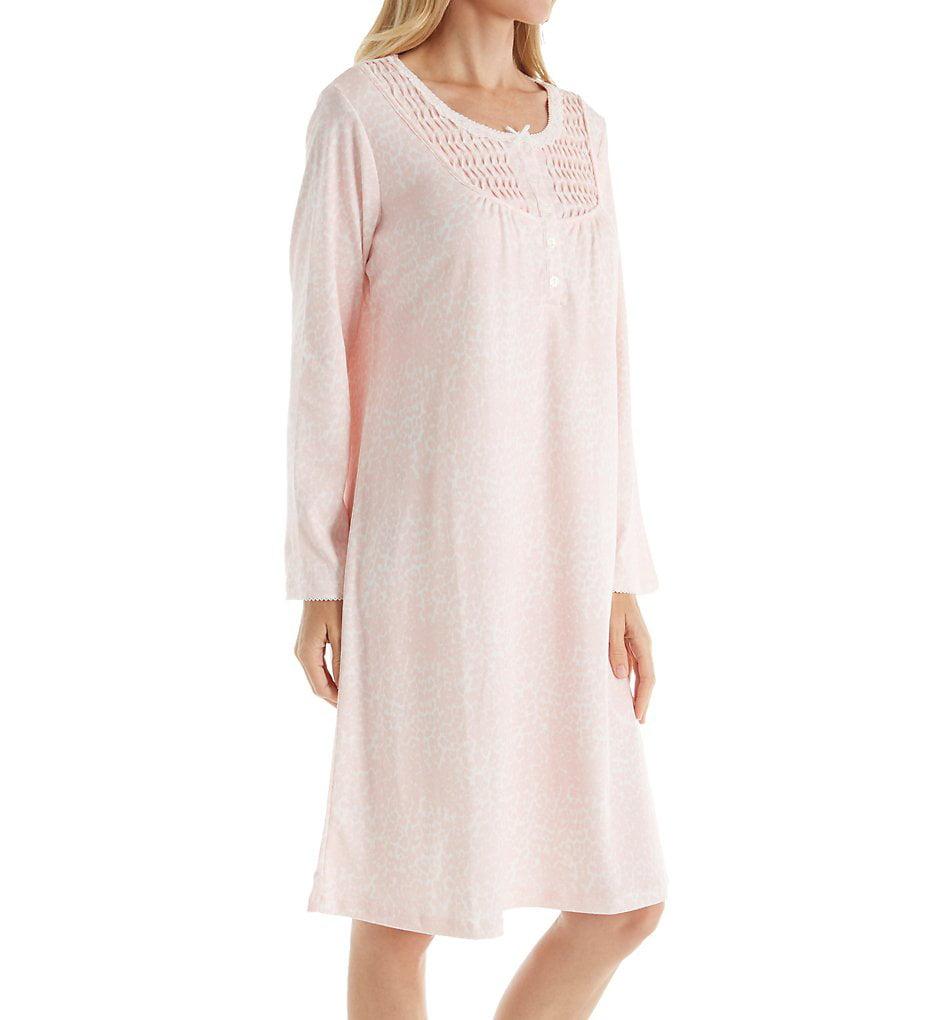 Miss Elaine 231876 Cottonessa Animal Short Gown