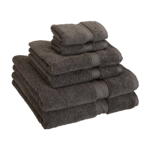 Superior By Luxor Treasures 900 GSM Egyptian Cotton 6 pc. Towel Set