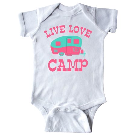 Live Love Camp RV Infant Creeper