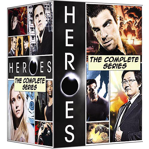 Heroes: The Complete Series (Widescreen)