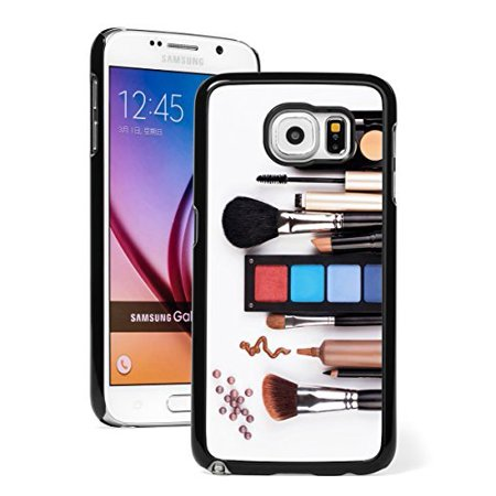 Samsung Galaxy Note 5 Hard Back Case Cover Makeup Artist Brush Cosmetics