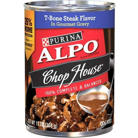 Alpo Chop House Tbone 22Oz
