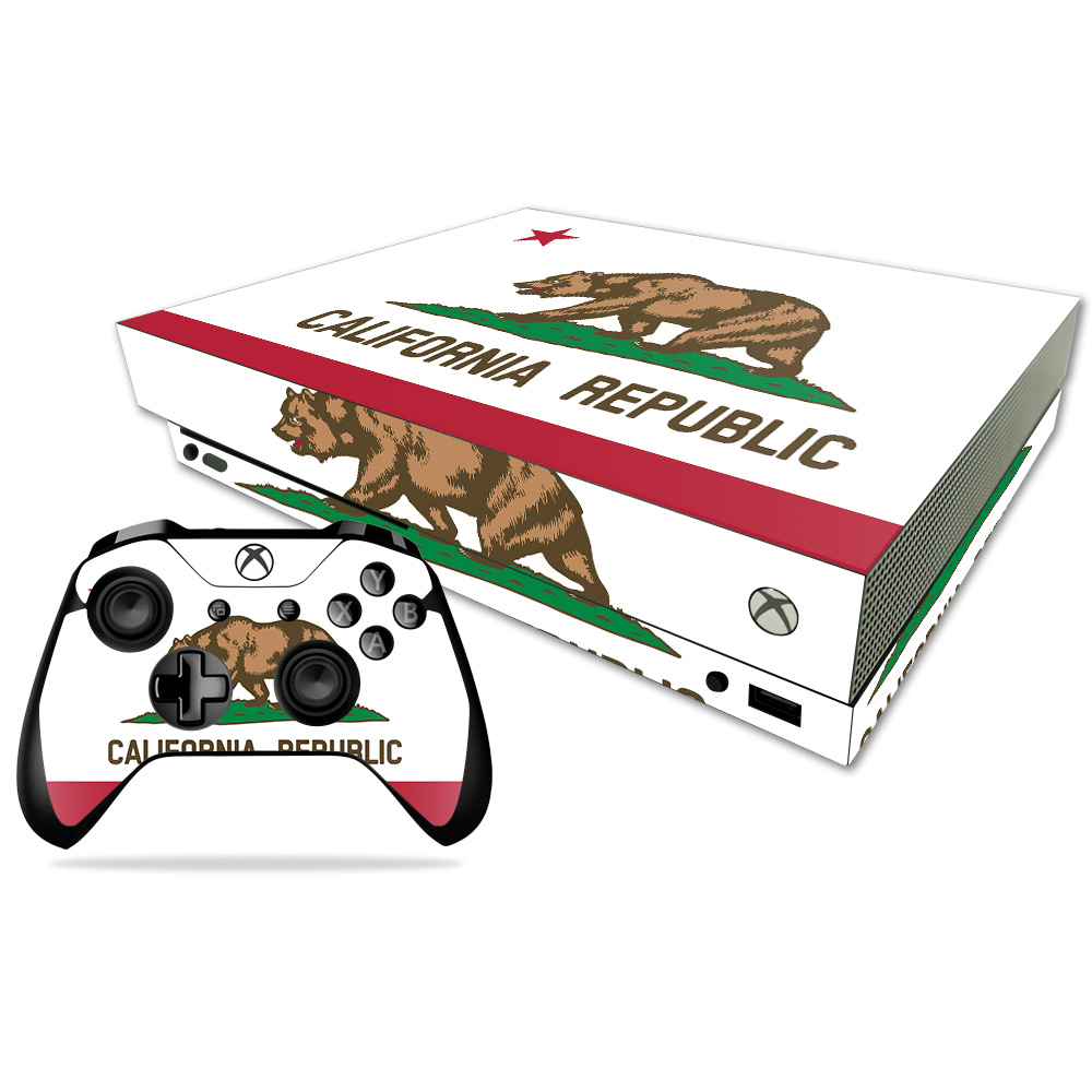 MightySkins Skin For Microsoft One X Console Only, Xbox X, Controller | Protective, Durable, and Unique Vinyl Decal wrap cover Easy To Apply, Remove, Change Styles Made in the USA