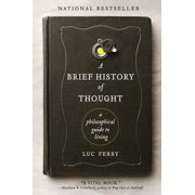 Learning to Live: A Brief History of Thought (Paperback)
