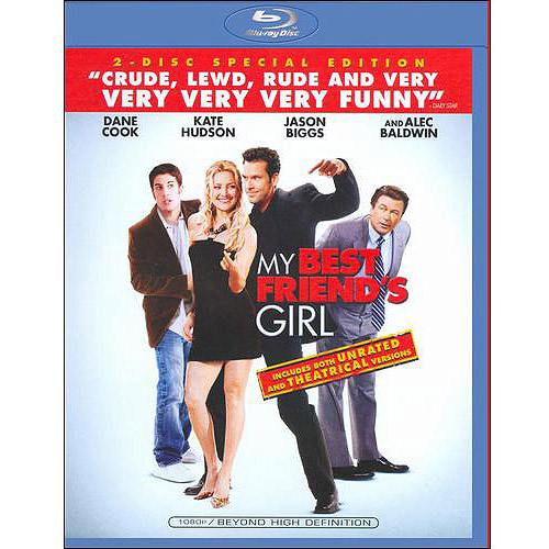 My Best Friend's Girl (Unrated) (2-Disc) (Special Edition) (Blu-ray) (Widescreen)
