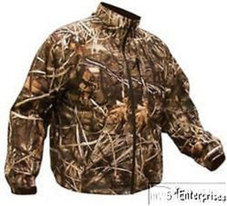 Coleman Max 4 HD camo deer duck hunting insulated breathable coat jacket New 2XL by