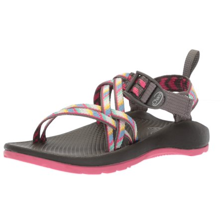 386388d25d1d Chaco - Chaco J180032  ZX1 Ecotread Little Kids Fletched Pink Sandal (3 M  US Little Kid) - Walmart.com