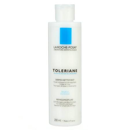 La Roche-Posay Toleriane Dermo-Cleanser, 6.7oz (La Roche Posay Effaclar Purifying Foaming Gel)