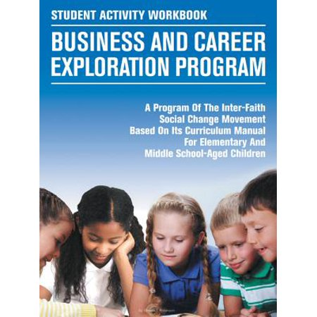 Student Activity Workbook Business and Career Exploration Program - eBook