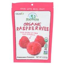Natierra Organic Raspberries