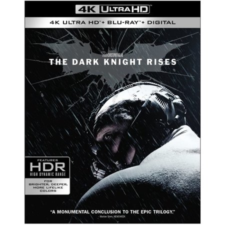 The Dark Knight Rises (4K Ultra - Two Face From Dark Knight