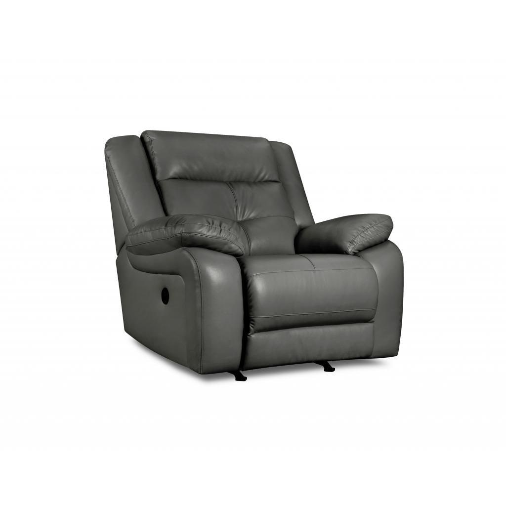 Simmons Made to Order  Upholstery Miracle Rocker Recliner