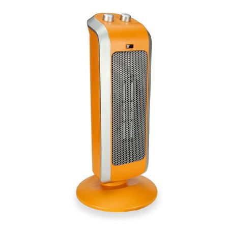 Crane Ceramic Tower Heater - Orange