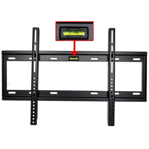 "Vivitar 32""- 60"" LCD/LED/Plasma Fixed VESA Wall Mount Flat TV Bracket with Level"