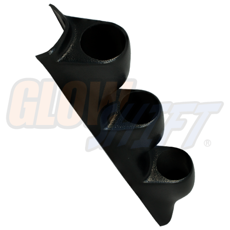 Ford Triple Pillar (GlowShift 52mm Universal Triple Gauge Pillar)