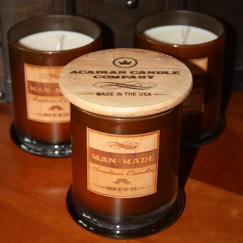 Acadian Candle Fresh Cobalt Jar Candle