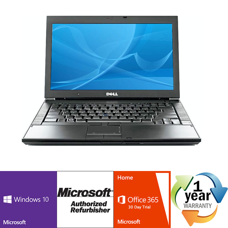REFURBISHED Dell Latitude E6400 C2 2.4GHz 4GB 160GB CMB Windows 10 Pro 64 Laptop