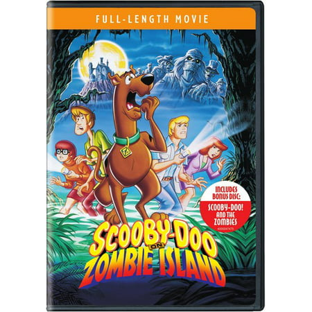 Zombie Movies 1980s (Scooby-Doo on Zombie Island)