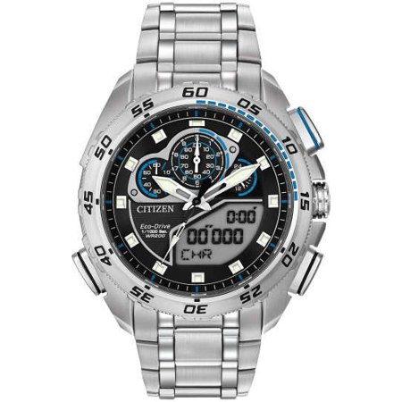 Citizen Eco Drive Promaster Super Sport Chronograph Mens Watch Jw0110 58E