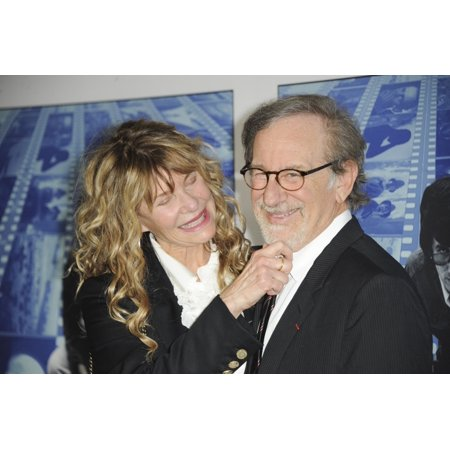 Kate Capshaw Steven Spielberg At Arrivals For HboS Documentary Film Spielberg Premiere Paramount Studios Los Angeles Ca September 26 2017 Photo By Elizabeth GoodenoughEverett Collection Celebrity