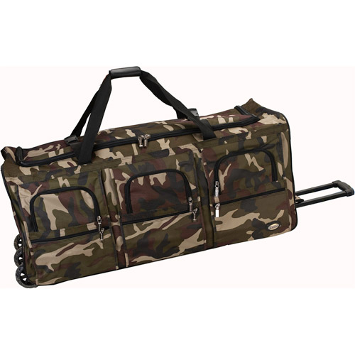 "Rockland Luggage 40"" Rolling Duffle Bag"