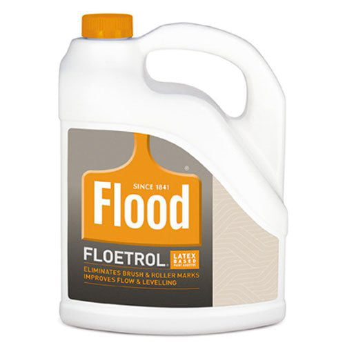 Flood Fld6 Latex Floetrol 1 Gallon Walmart Com Walmart Com