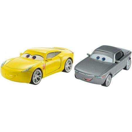 Disney Pixar Cars 3 Sterling Cruz Ramirez Die Cast Vehicle 2 Pack