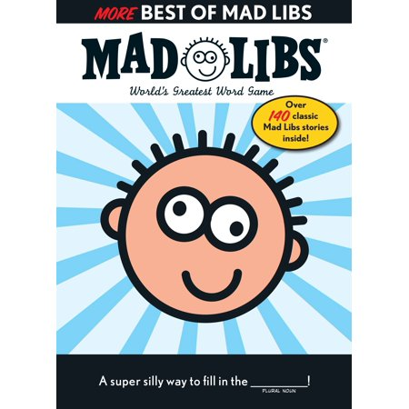 More Best of Mad Libs (Tts Mastertune Best Price)