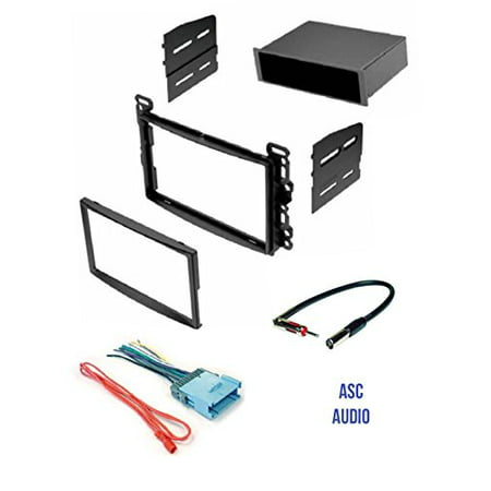 ASC Audio Car Stereo Dash Kit, Wire Harness, and Antenna Adapter for on 2006 equinox parts diagram, 2008 equinox wiring diagram, 2004 trailblazer wiring diagram, chevy equinox wiring diagram, 2006 equinox belt diagram, 2006 equinox repair manual, 2006 equinox hvac diagram, 2006 equinox firing order, 2006 equinox owner's manual, 2006 equinox cooling system, 2006 equinox exhaust diagram, 2006 equinox ac problems, 2006 equinox fuel pump, chevrolet wiring diagram, 2006 equinox fan belt, 2006 equinox relay diagram, 2006 equinox engine diagram, 2006 equinox fuse diagram, 2005 equinox wiring diagram, 2007 equinox wiring diagram,