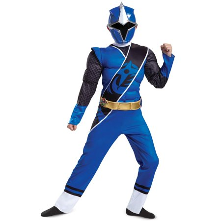 Blue Ranger Ninja Steel Muscle for $<!---->