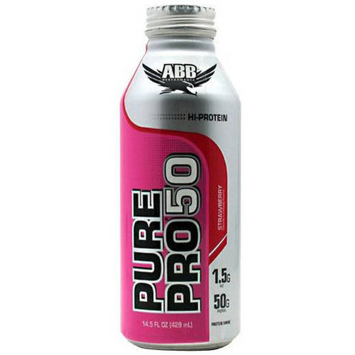 Image of ABB Pure Pro Pro 50, Strawberry, 12 CT