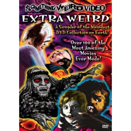 Extra Weird Sampler  Dvd