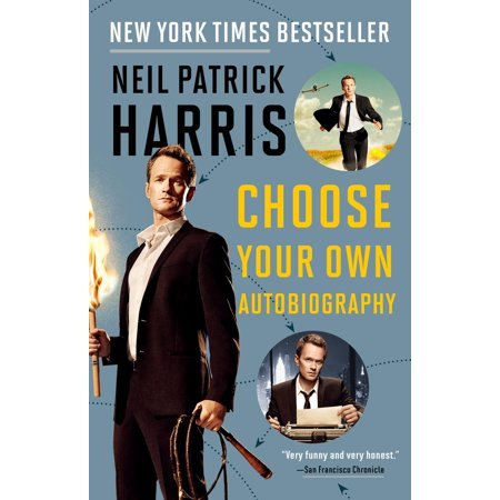 Neil Patrick Harris: Choose Your Own Autobiography -