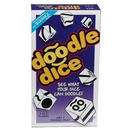 Doodle Dice, See what your dice can doodle! By (Town Center Jax)