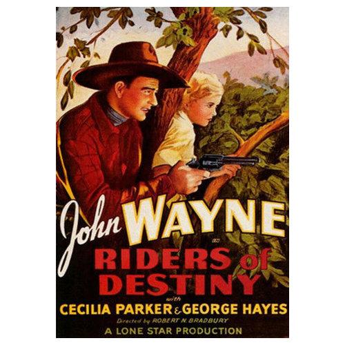 Riders of Destiny (1933)