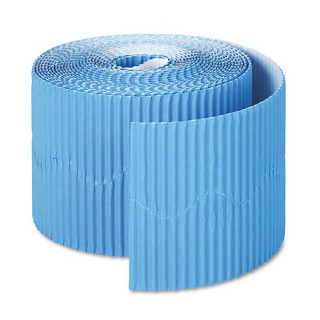Pacon Brite Blue Border Roll: 2.25 inches x 50 -