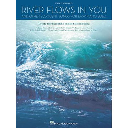 River Flows in You and Other Eloquent Songs for Easy Piano Solo](River Song Halloween)