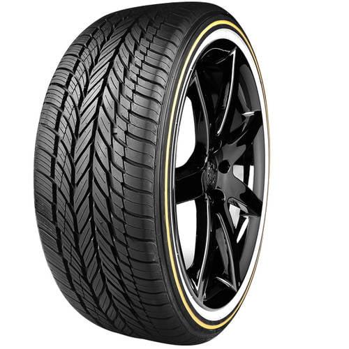 Vogue Custom Built Radial VIII 245/45R18 100 V Tires