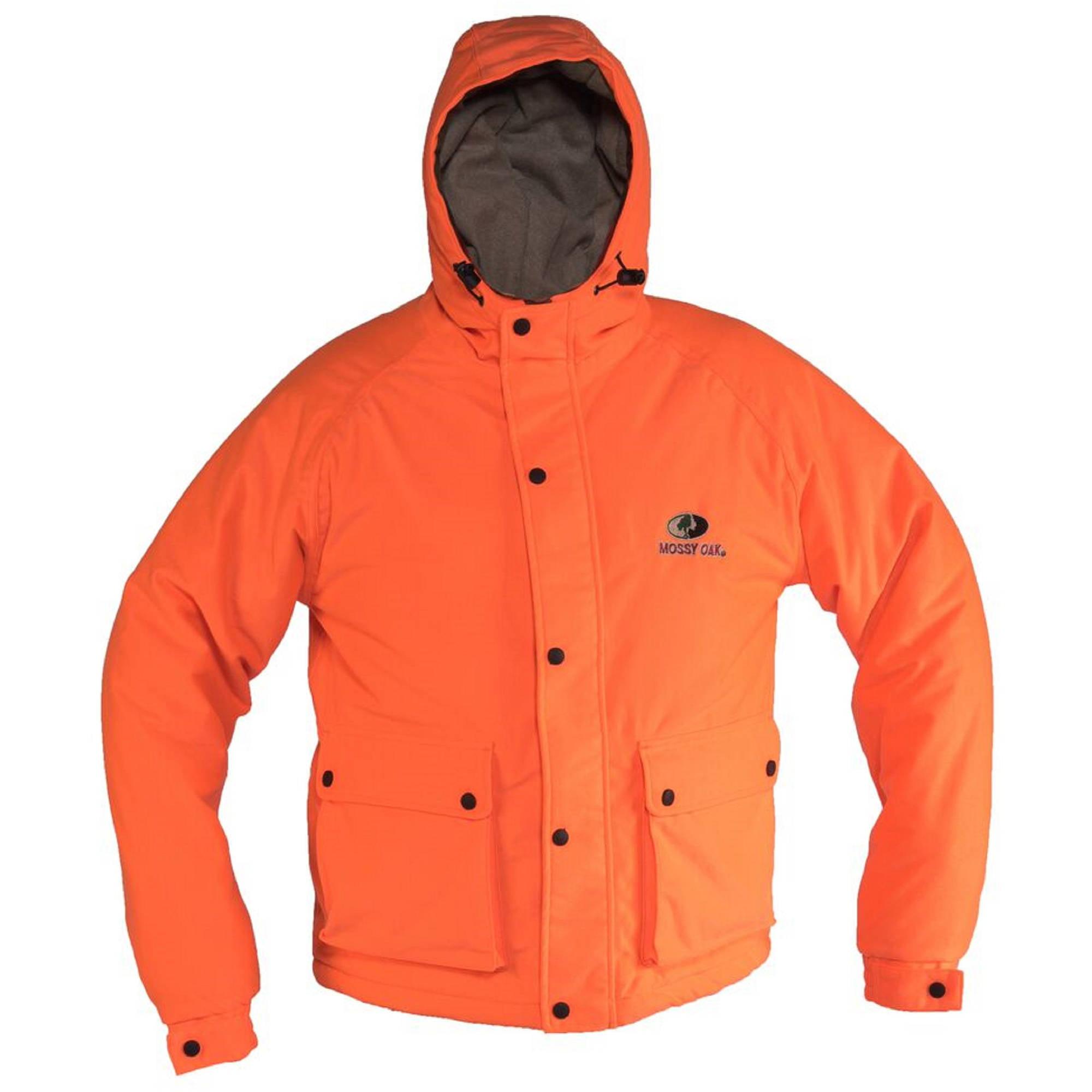 Men\'s Insulated Jacket, Blaze Orange - Walmart.com